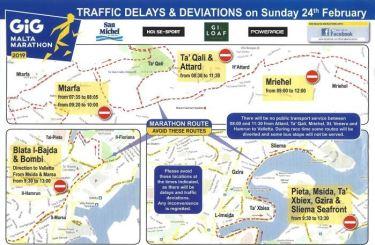 Big Sur Half Marathon Elevation Map.2019 Gig Malta Marathon 24th February